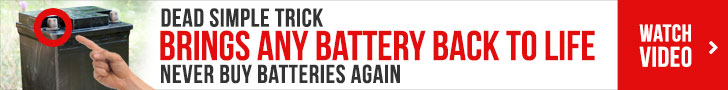 Never buy 1 new battery again